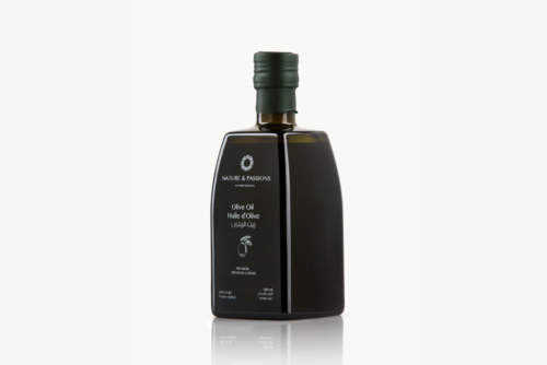 huile d'olives 100% extra vierge 500ml
